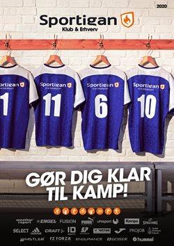 Sportigan katalog i Odense ( Over 30 dage )