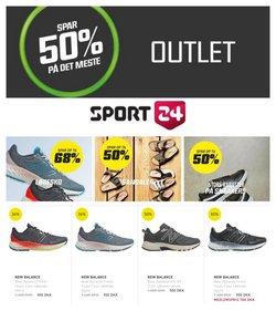 Sport 24 katalog ( Udgivet i går)