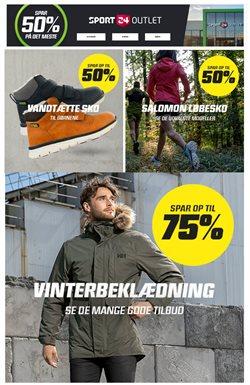 Sport 24 Outlet katalog i Vejle ( 8 dage tilbage )