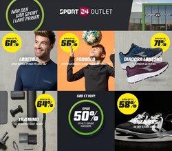 Sport tilbud i Sport 24 Outlet kataloget i Holstebro ( 25 dage tilbage )