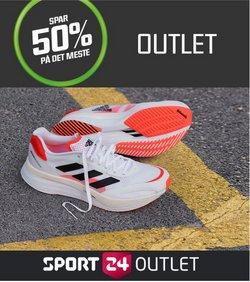 Sport 24 Outlet katalog ( Udgivet i dag)