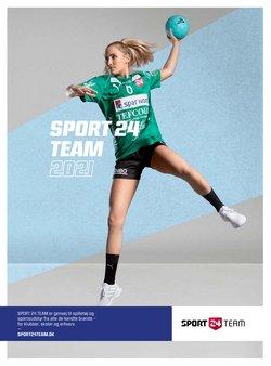 Tilbud fra Sport 24 Outlet i Sport 24 Outlet kuponen ( 6 dage tilbage)