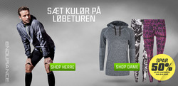 Tilbud fra Sport 24 Outlet i Århus kuponen