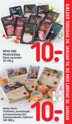 Rema 1000 katalog ( 2 dage tilbage )
