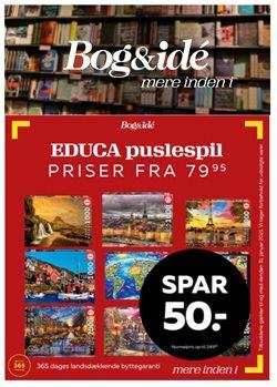 Bøger og kontor tilbud i Bog & idé kataloget i København ( Udgivet i går )