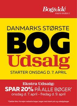 Bøger og kontor tilbud i Bog & idé kataloget i Holstebro ( 9 dage tilbage )