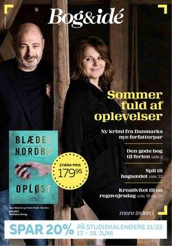 Tilbud fra Bøger og kontor i Bog & idé kuponen ( Udgivet i går)