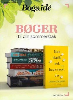 Bog & idé katalog ( Udløber i morgen)