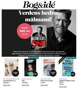 Tilbud fra Bøger og kontor i Bog & idé kuponen ( Udløber i morgen)