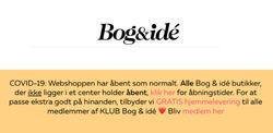 Bog & idé kupon i Hjørring ( Udløber i dag )