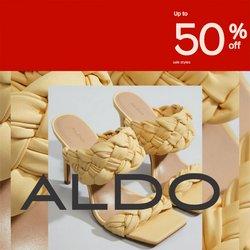 Tilbud fra Aldo Shoes i Aldo Shoes kuponen ( Over 30 dage)