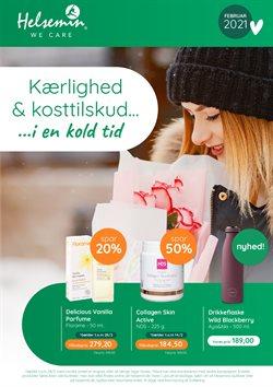 Tilbud fra Kosmetik og sundhed i Helsemin kuponen ( Udløber i dag )