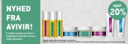 Kosmetik og sundhed tilbud i Helsemin kataloget i Fredericia