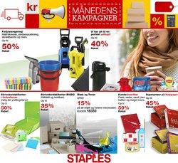 Bøger og kontor tilbud i Staples kataloget i Holstebro ( 9 dage tilbage )
