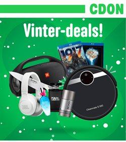 Elektronik og hvidevarer tilbud i Cdon kataloget i Silkeborg ( Udløber i dag )