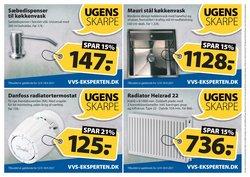 Byggemarkeder tilbud i VVS Eksperten kataloget i Holstebro ( 2 dage siden )