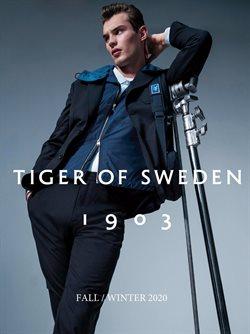 Luksusmærker tilbud i Tiger of Sweden kataloget i København ( Over 30 dage )
