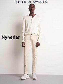 Tilbud fra Luksusmærker i Tiger of Sweden kuponen ( Udgivet i går)