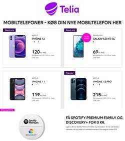 Tilbud fra Elektronik og hvidevarer i Telia kuponen ( 2 dage tilbage)