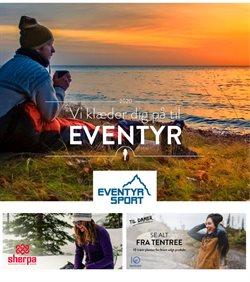 Eventyrsport katalog i Aalborg ( Udløbet )