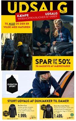 Sport tilbud i Eventyrsport kataloget i Ikast ( 9 dage tilbage )