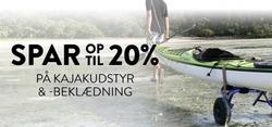 Tilbud fra Eventyrsport i Århus kuponen