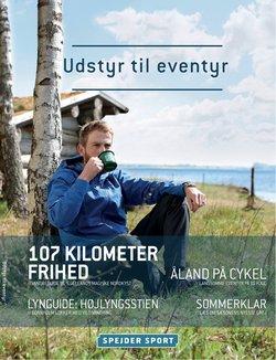 Spejder Sport katalog ( 10 dage tilbage )