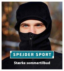 Tilbud fra Spejder Sport i Spejder Sport kuponen ( 16 dage tilbage)