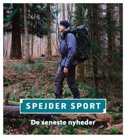 Tilbud fra Spejder Sport i Spejder Sport kuponen ( Udløbet)