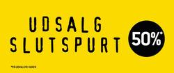 Tilbud fra Spejder Sport i København kuponen