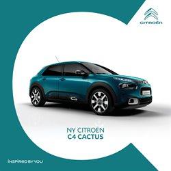 Citroën katalog ( Udløbet )
