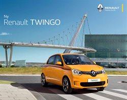 Renault katalog ( Udløbet )