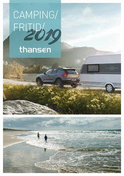 Thansen katalog ( Udløbet )