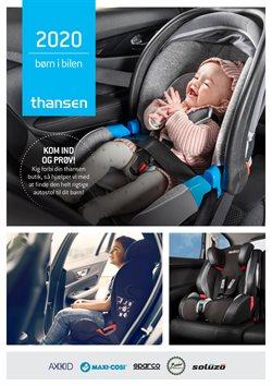 Biler og motor tilbud i Thansen kataloget i Skive ( Over 30 dage )