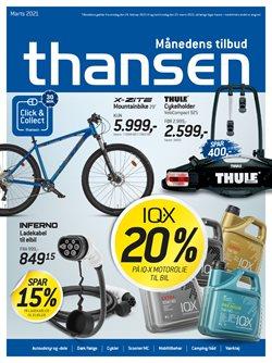 Thansen katalog ( 20 dage tilbage )