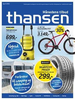 Biler og motor tilbud i Thansen kataloget i Holstebro ( 6 dage tilbage )