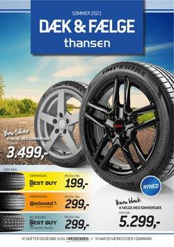 Tilbud fra Biler og motor i Thansen kuponen ( Over 30 dage)