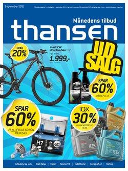 Tilbud fra Biler og motor i Thansen kuponen ( 3 dage tilbage)