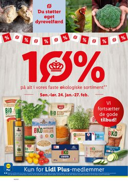 Dagligvarer tilbud i Lidl kataloget i København ( 2 dage siden )