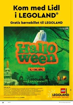 Tilbud fra Lego i Lidl kuponen ( Udløber i dag)