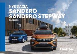 Tilbud fra Dacia i Dacia kuponen ( Over 30 dage)