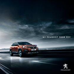 Peugeot katalog ( Udløbet )