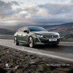 Biler og motor tilbud i Peugeot kataloget i Vejle ( Over 30 dage )