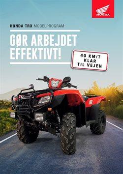 Honda katalog i Silkeborg ( Over 30 dage )