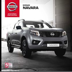 Nissan katalog i Odense ( Over 30 dage )