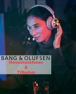 Tilbud fra Elektronik og hvidevarer i Bang & Olufsen kuponen ( 3 dage tilbage)