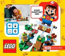 Lego katalog ( Udløbet )