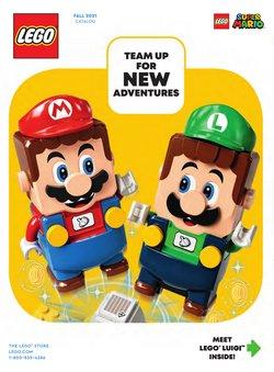 Tilbud fra Legetøj og baby i Lego kuponen ( 2 dage siden)