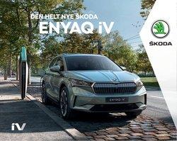 Tilbud fra Biler og motor i ŠKODA kuponen ( Over 30 dage)