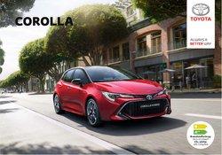 Tilbud fra Toyota i Toyota kuponen ( Over 30 dage)